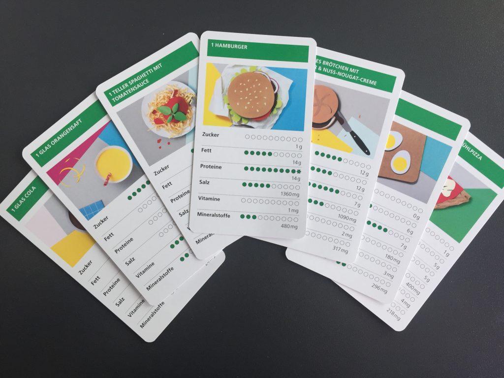 wortwert hat gemeinsam mit Projekte & Spektakel und Leitwerk (beide Köln) ein Kartenspiel entwickelt
